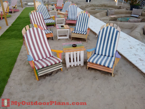 DIY Adirondack Chair
