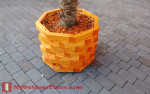 DIY Octagonal Planter