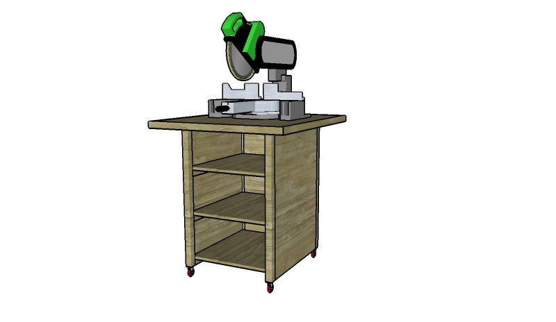 Tool Stand Plans
