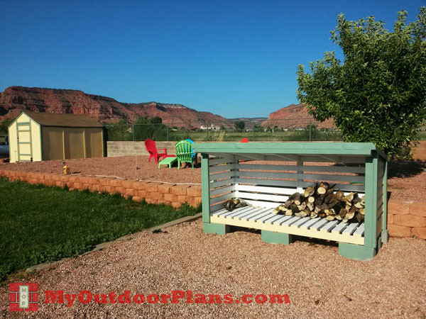Small-Firewood-Shed-Plans