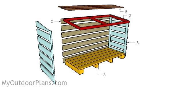 Building a log store