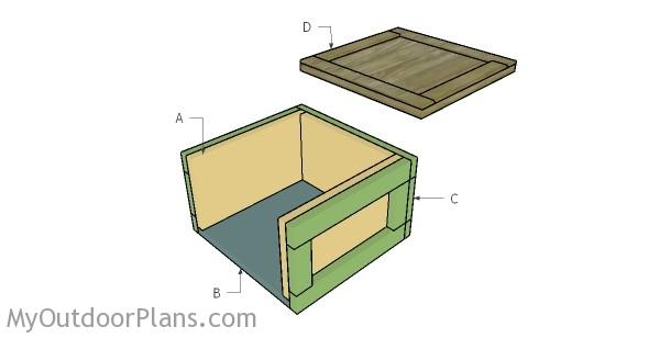 Building a man crate