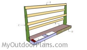Building a panel cart