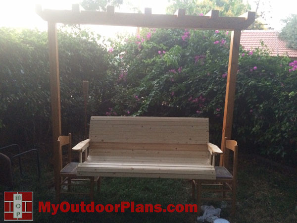 Building-a-porch-swing