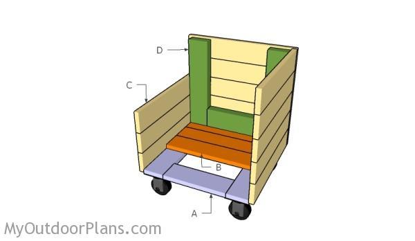 Building a storage box