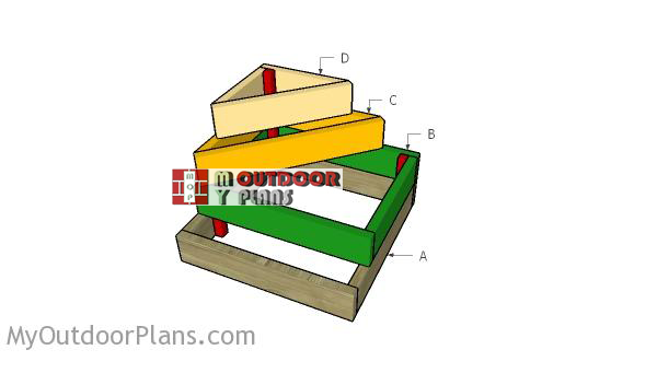 Building-a-tiered-raised-planter