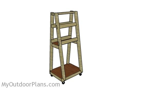 Clamp Rack Plans