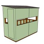 Deer Box Stand Plans