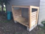 DIY Log Store