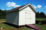 DIY Large Gable Shed