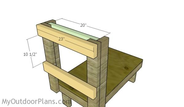 Goat    Stand Plans   MyOutdoorPlans   Free Woodworking Plans