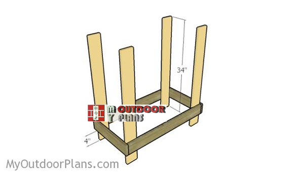 Fitting-the-legs-to-miter-table