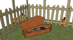 Halloween Coffin Plans