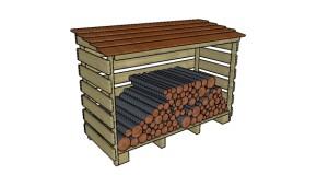 Log Shed Plans