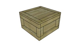 Man Crate Plans