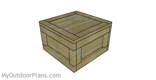 Man Crate Plans
