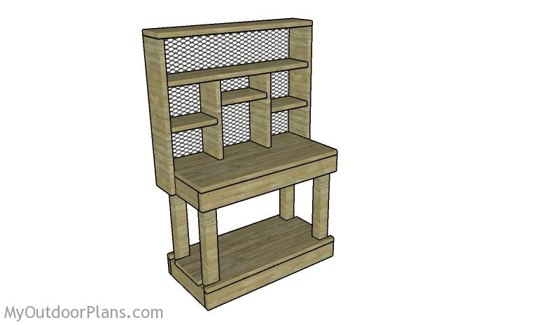 DIY Reloading Bench Plans