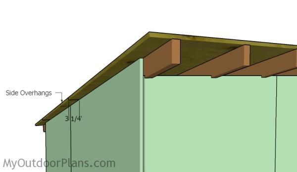 Side Overhangs