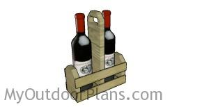 Wine Tote Plans