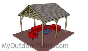 Backyard Pavillion Plans