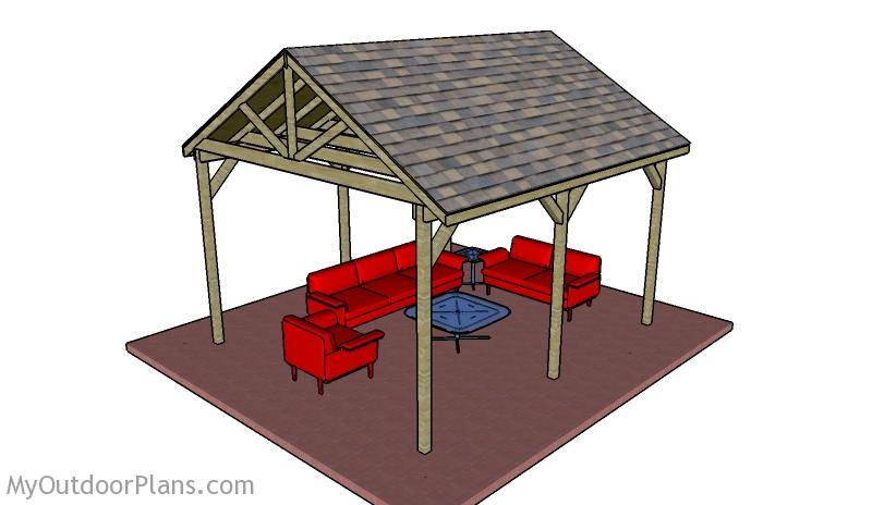 Backyard Pavilion Plans