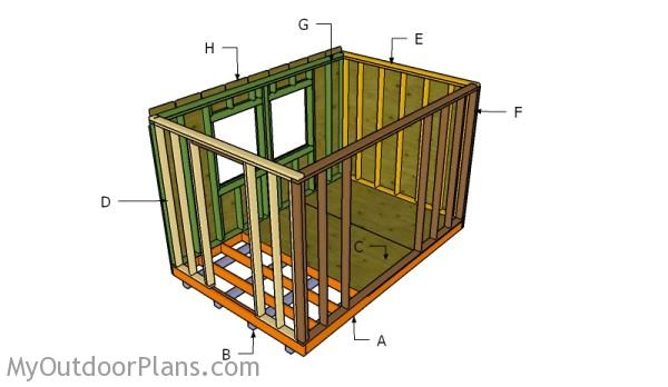 Free Tiny House Plans MyOutdoorPlans Free Woodworking Plans and