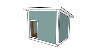 Dog House Plans for Large Dog