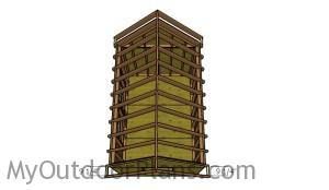 Overhang blockers