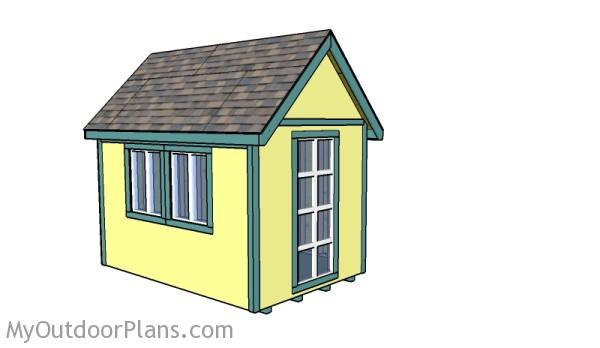 Mix · Free Tiny House Plans | MyOutdoorPlans | Free Woodworking