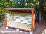 1 Cord Firewood Shed