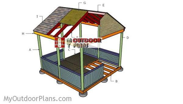Building-a-12x12-gazebo