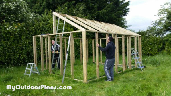 Building-a-greenhouse