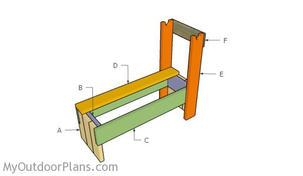 Building a weight bench