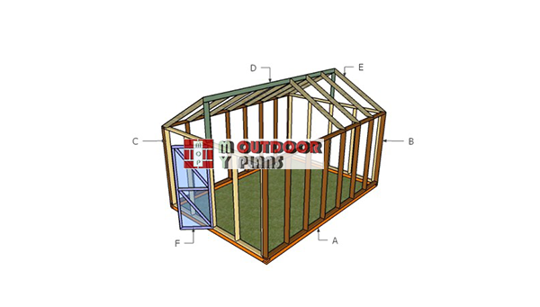 Building-a-wooden-greenhouse