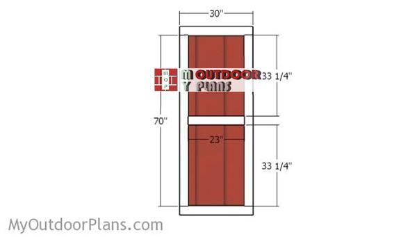 Building-the-door-frames