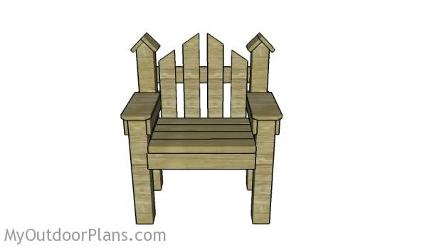 Country chair plans