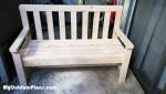 DIY 2×4 Bench