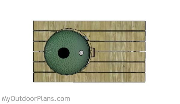 Diy green egg plans
