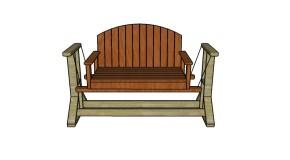 Swing Bench Plans