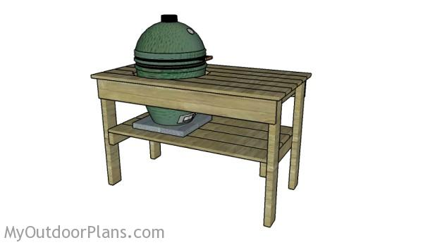 Large green egg plans