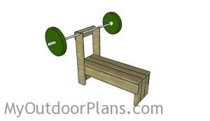 Weight bench plans
