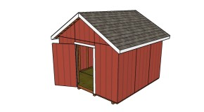 12×12 Shed Plans