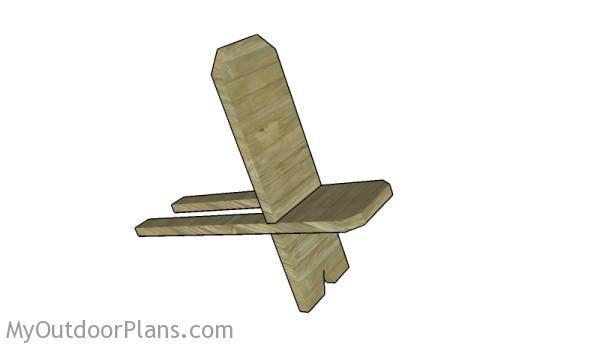 Bog Chair Plans