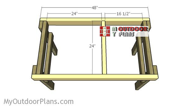 Building-the-tabletop-frame