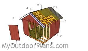 Building a 12x12 shed