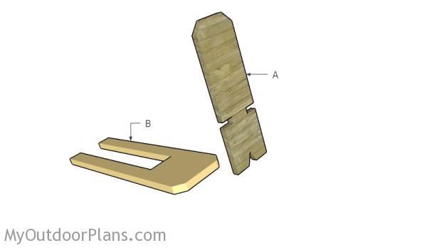 Building a bog chair