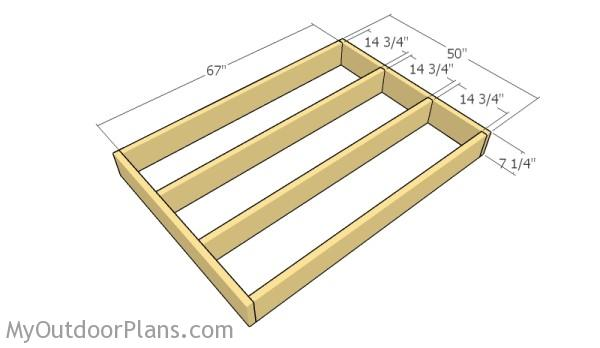 Floating Bed Frame Plans Myoutdoorplans Free Woodworking Plans