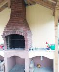 DIY Brick BBQ