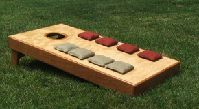 DIY Cornhole Board
