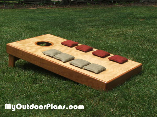 DIY-Cornhole-Board